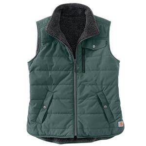 Carhartt Women's Utility Sherpa Lined Vest 103907-G02